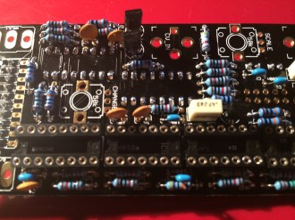 Its quite pretty, with its black circuit board... I should wear one!